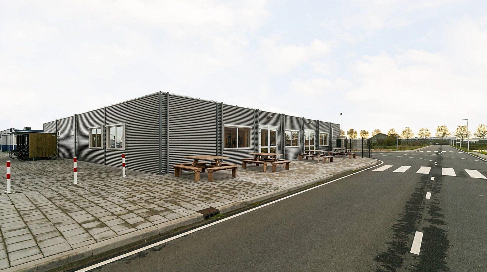 Logistic hub schiphol 07