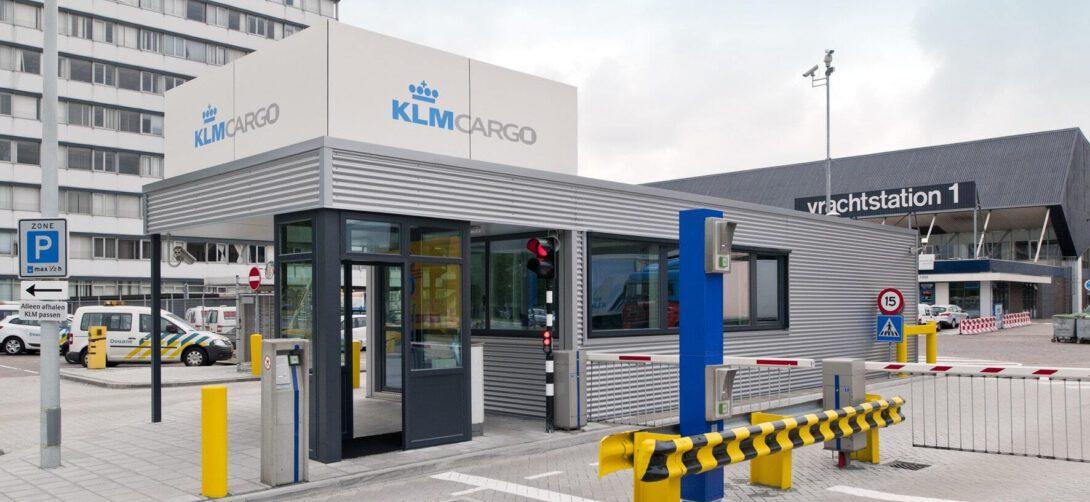 Portiersloge KLM 001