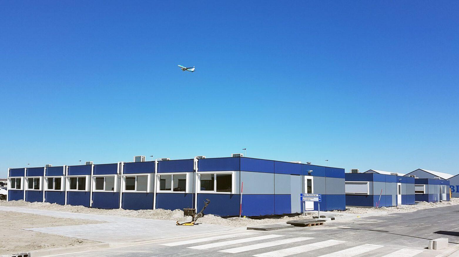 Logistic hub schiphol 03