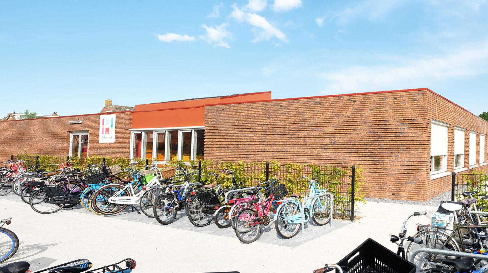 Kbs de heeswijk montfoort fietsenstalling