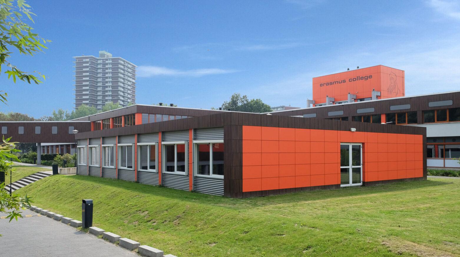 Erasmus college zoetermeer 01