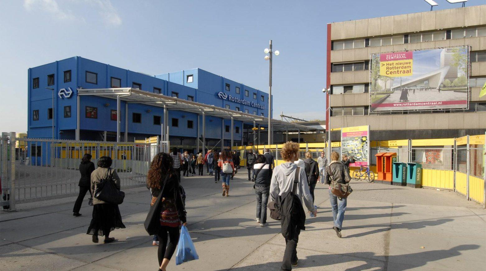 Centraal Station Rotterdam 13